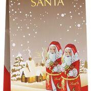 Lindt Santa Bag