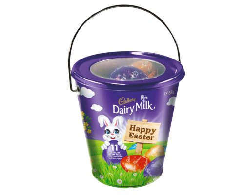 Cadbury Hunt Bucket 187g