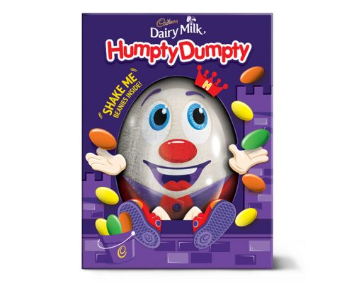 Cadbury Humpty Gift Box 130g