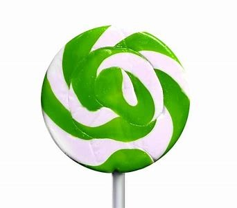 Green Lollipops