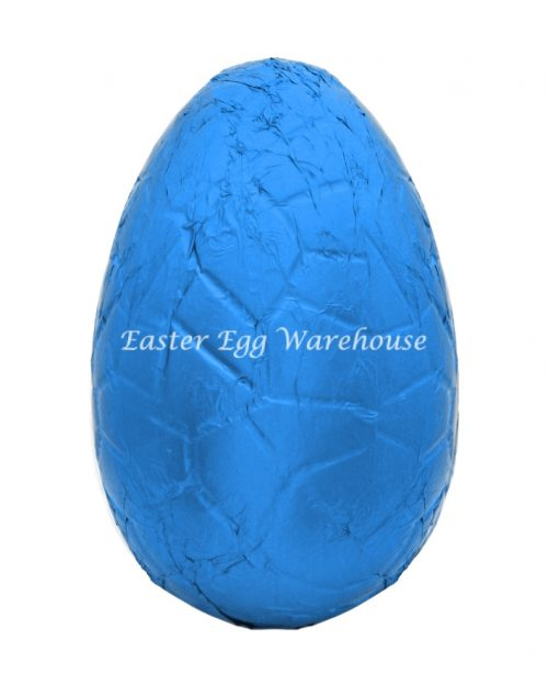 Milk Chocolate Egg 6kg Assorted Foils