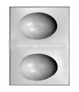3D Large Egg Chocolate Mould