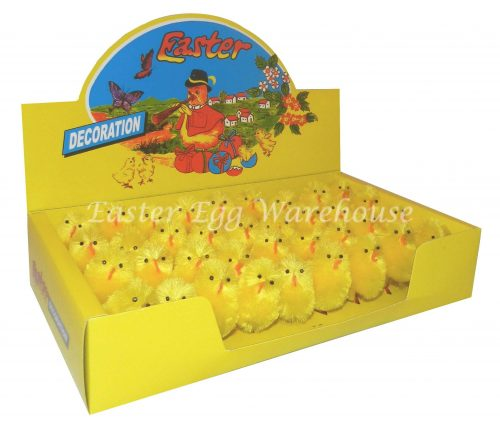 Chicks 4cm - Yellow 36pk