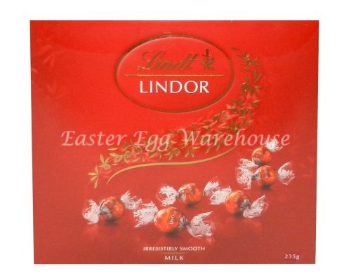 Lindt Lindor Milk Chocolate Balls Gift Box 235g