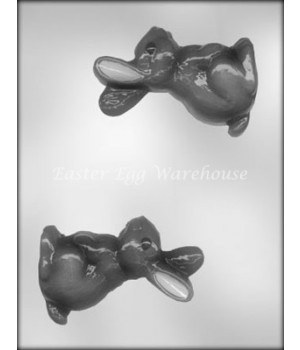 Bunny 3D Large Chocolate Moulds