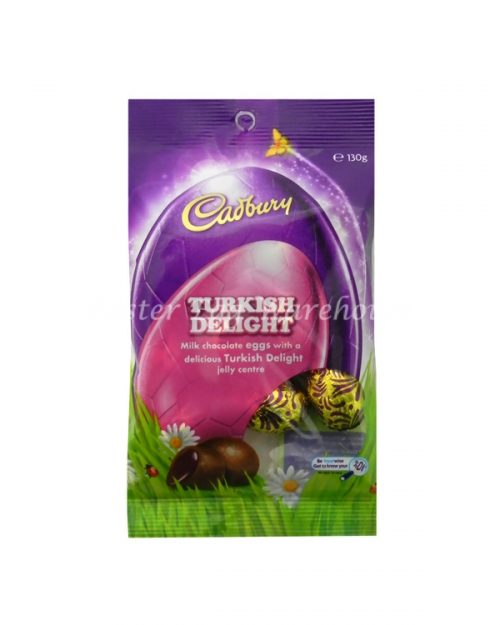 Cadbury Turkish Delight Egg Bag 130g