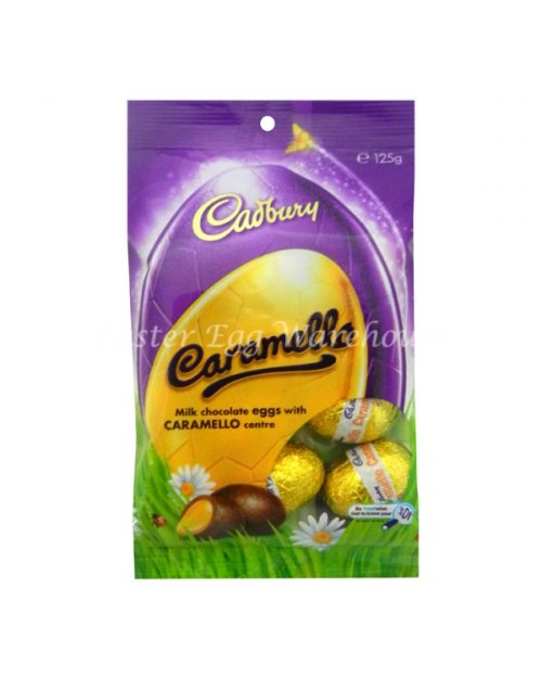 Cadbury Caramello Egg Bag 125g