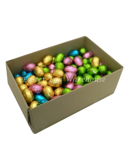 Chocolatier Milk Chocolate Hollow Eggs 150 pieces