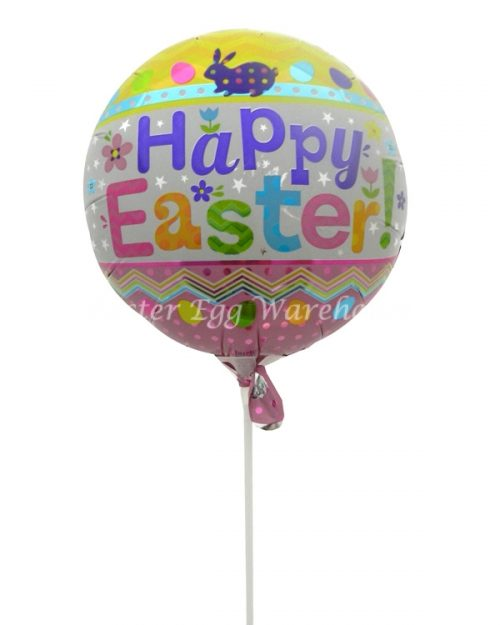 Happy Easter Balloon - Large