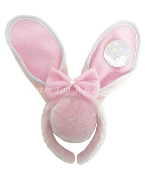 Easter Bunny Set 3pc - Pink