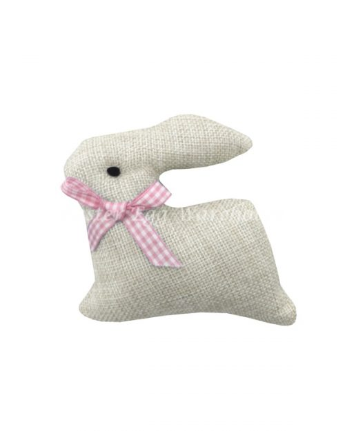 Hanging Soft Bunny - Natural