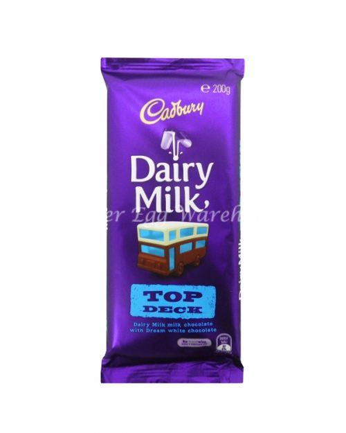 Cadbury Dairy Milk Top Deck 200g