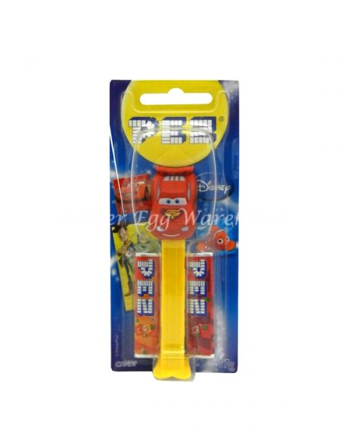 Pez Dispenser Cars 17g