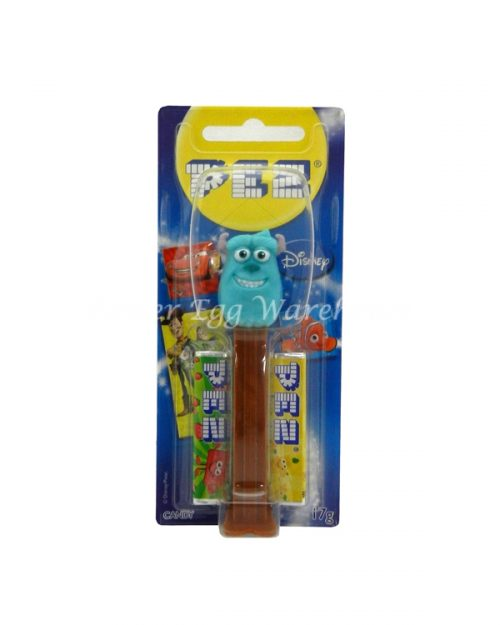 Pez Dispenser Monsters Inc. 17g