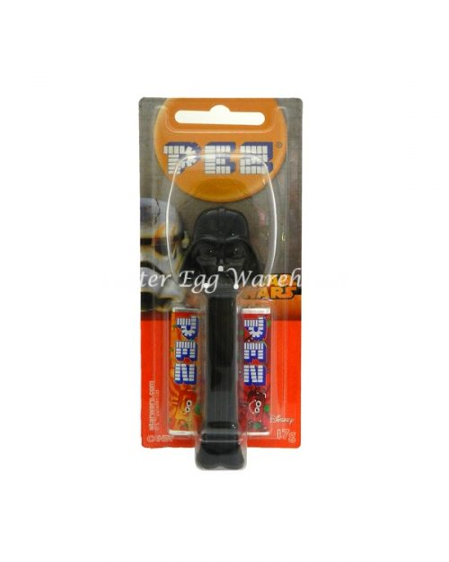 Pez Dispenser Darth Vader 17g