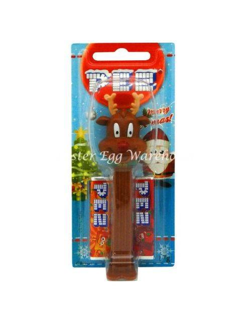 Pez Dispenser Rudolph the Red Nosed Reindeer 17g