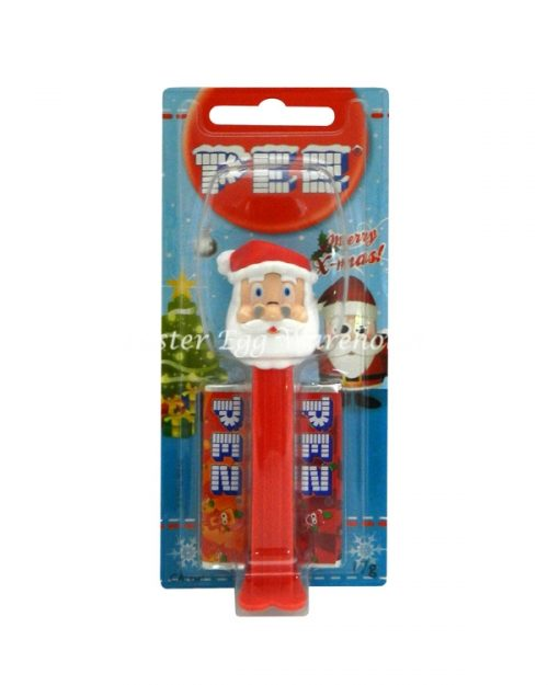 Pez Dispenser Santa Claus 17g