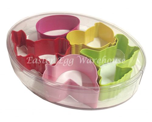 Easter Cookie Cutters 5pk