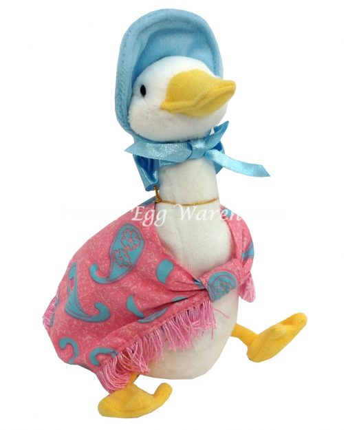 Jemima Puddleduck Medium Plush 22cm