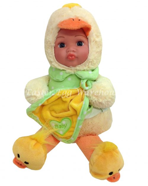 Baby Doll Duck Yellow 30cm