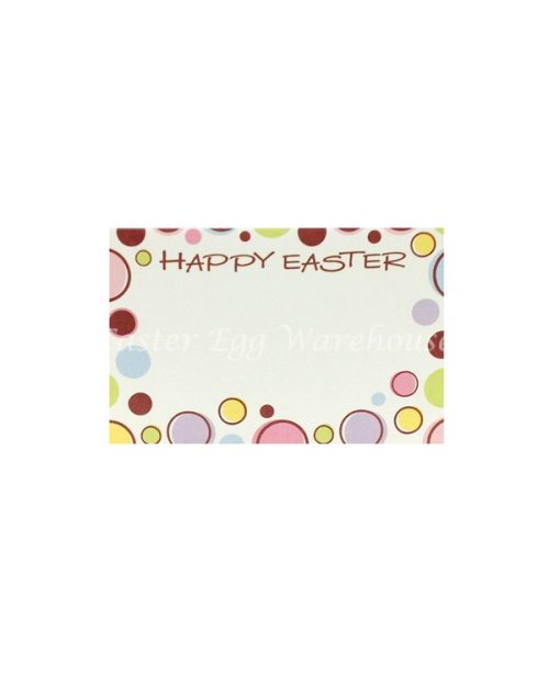 Easter Gift Tag Spots
