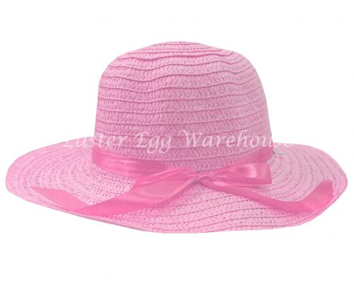Children's Easter Bonnet Pink
