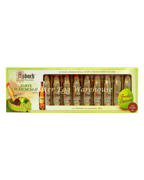 Asbach Brandy Filled Bottles with Crust 150g