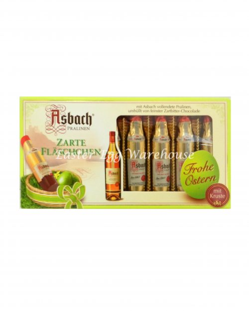 Asbach Brandy Filled Bottles with Crust 100g