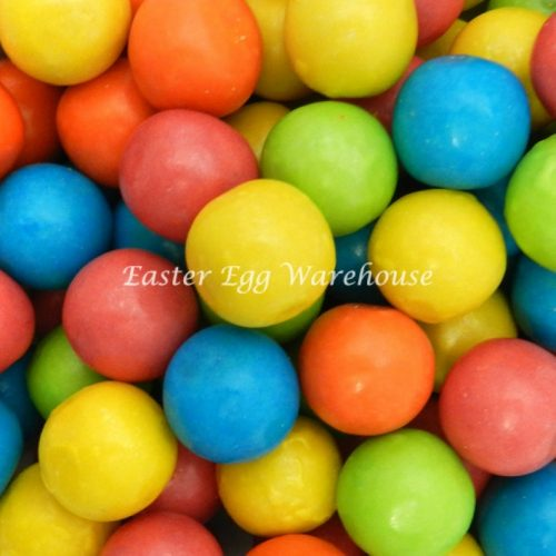 Assorted Gumballs Bubble Gum Flavour 1kg