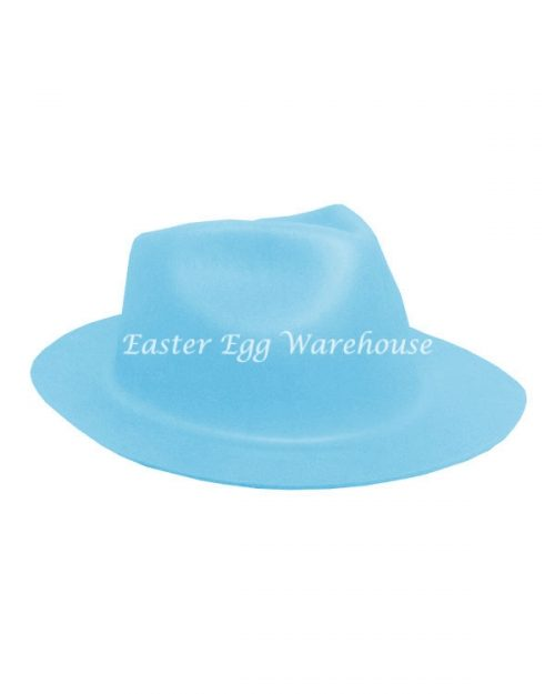 Easter Foam Cowboy Hat - Blue