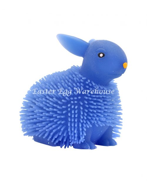 Blue Squishy Bunny Toy