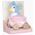 Jemima Puddleduck Soft Toy Pull Along