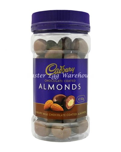 Cadbury Chocolate Coated Almonds Jar 310g