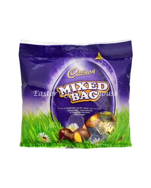 Cadbury Mixed Egg Bag 230g
