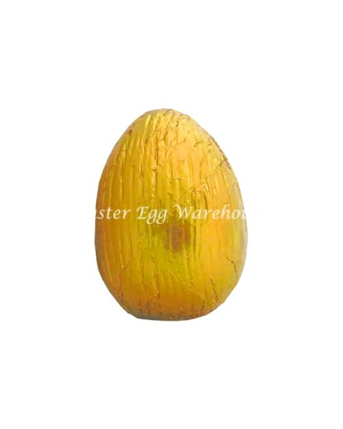 Soy Carob Egg 8cm - Assorted Colours