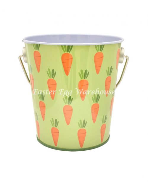 Small Easter Tin - Carrots