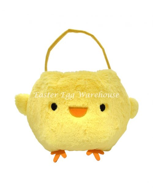 Fluffy Chick Easter Basket