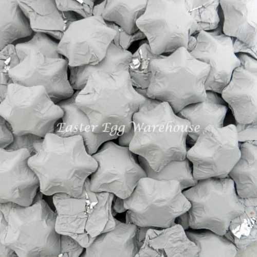 White Milk Chocolate Stars 500g