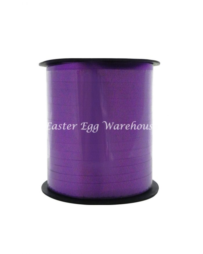 Curling Ribbon Purple 200 metres