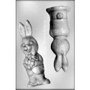 Bunny Papa 3D Large Chocolate Mould