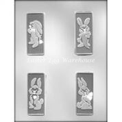 Easter Long Bar Chocolate Mould