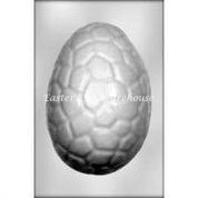 Giant Cracked Egg Chocolate Mould