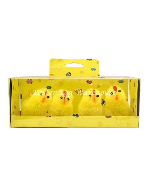 Chicks 6cm - Yellow 4PK