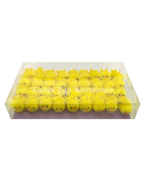 Chicks 3.5cm - Yellow 36 Pack