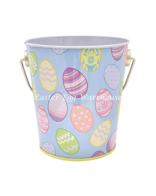 Small Easter Tin - Eggs