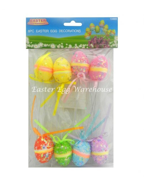 Decorative Egg Picks 8pk