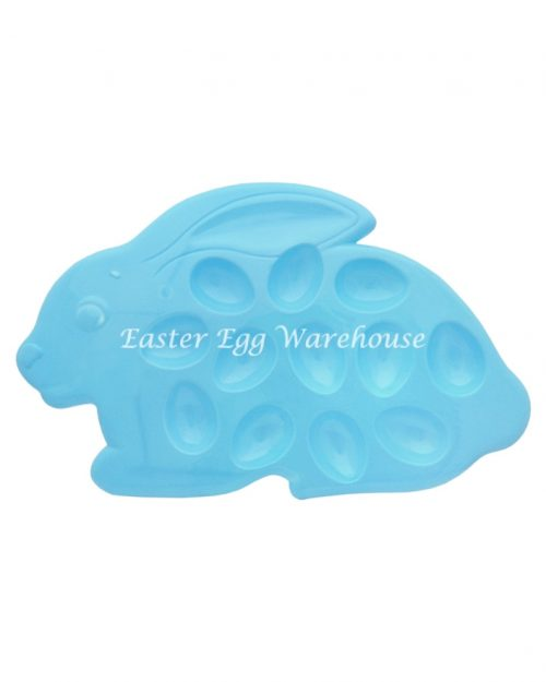 Easter Bunny Tray Blue