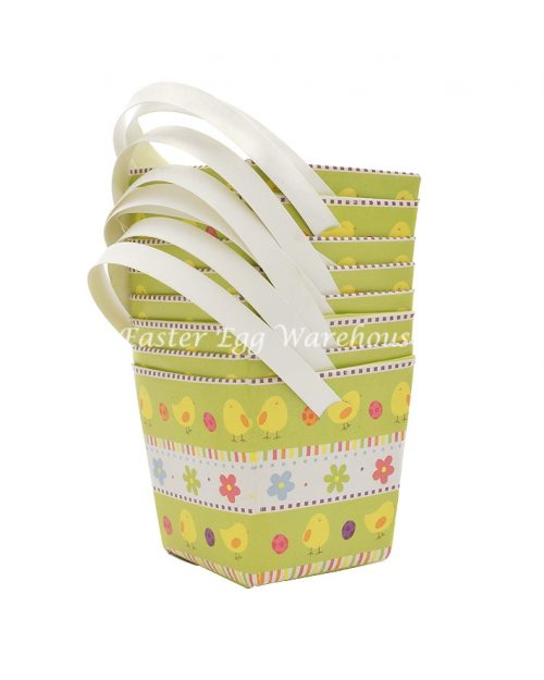 Mini Easter Treat Boxes Easter Chicks & Eggs 8pk