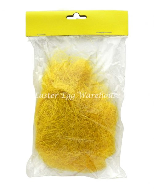 Yellow Easter Sisal Grass 20g