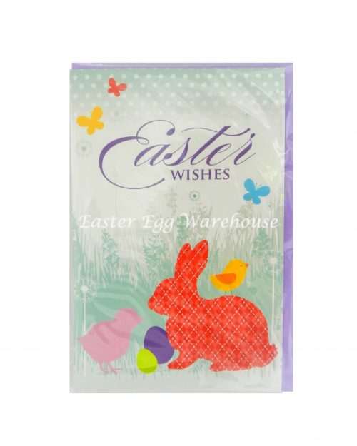 Easter Card - Easter Wishes